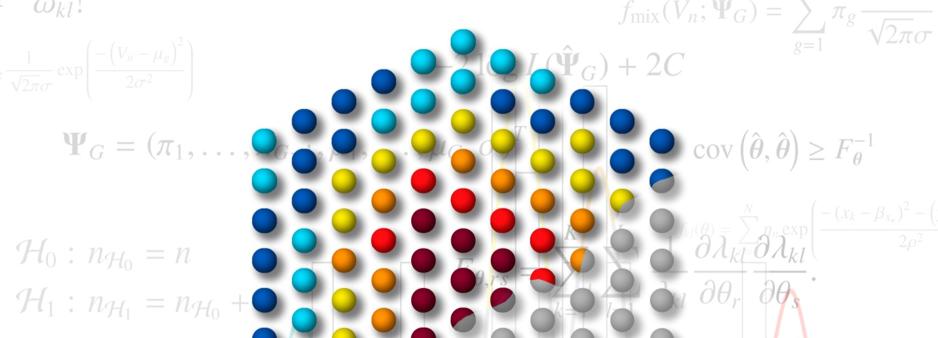 Atomen tellen
