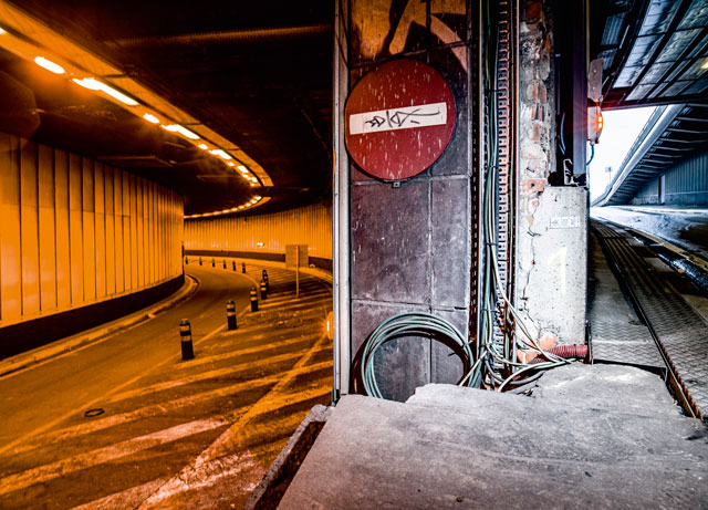 Brussels tunnels