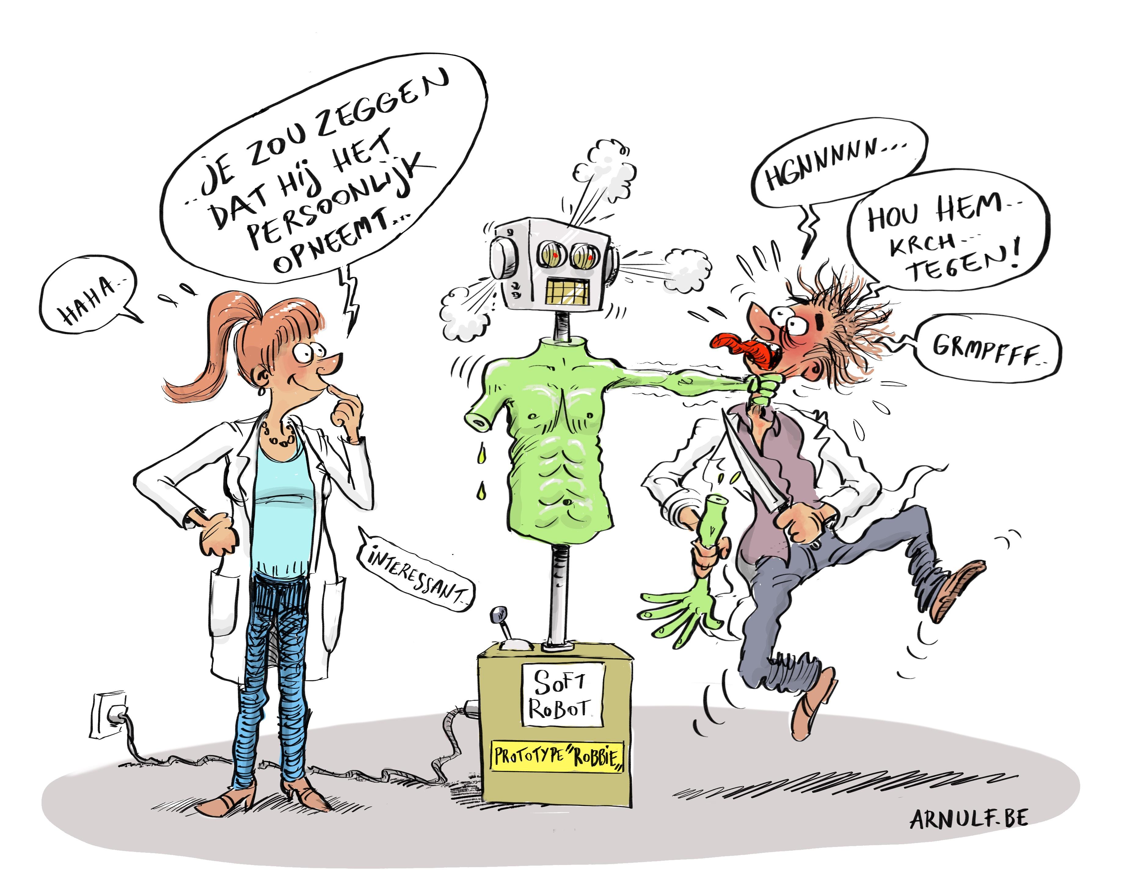 Cartoon Seppe