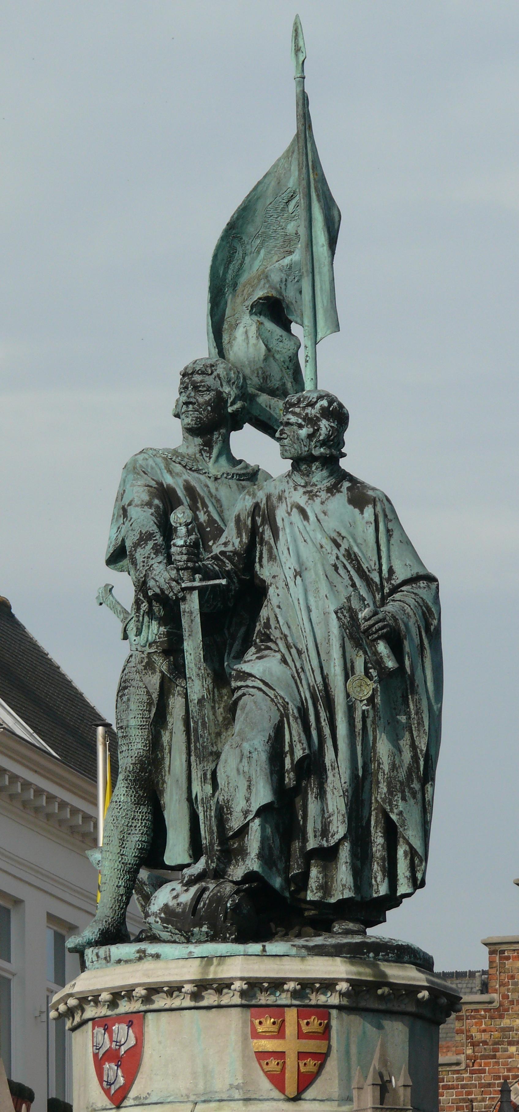 Standbeeld Jan Breydel